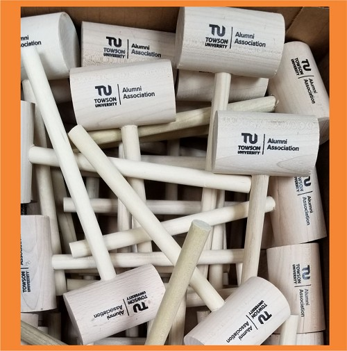 Crab Mallets - One Location, One Color Imprint
